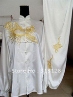Wholesale and the latest women clothing for wushu with phenix