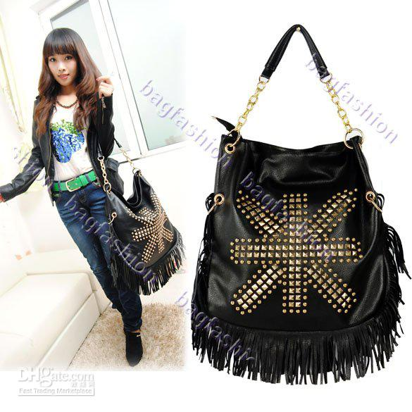 173 hand-burnished black Day Bag: $1050. (Also available in hand-grained, hand-colored leather: $2100