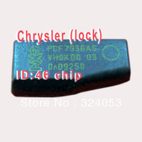Wholesale 10pcs ID Transponder Chip for Chrysler Car key