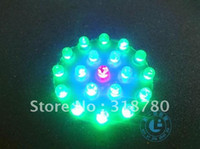 aquarium air stone led - Professional Fish Tank Aquarium V LED Bubbling Air Stone Bubble Airstone with Led Lights