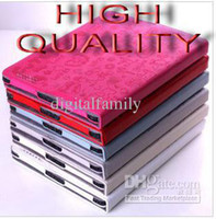 other other Leather Cheap Price Discount 15 colors for ipad2 Tablet PC Protector Pouch smart cover leaher case Lightw