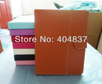 Wholesale Cheap Real Free amp Drop Shipping Leather Case For inch Tablet PC SuperPad FlyTouch C91 and so on