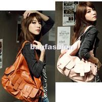 Women Plain PU Hot selling women's Bag Tote bag Lady Shoulder Bag designer leather handbags purse drop shipping 711