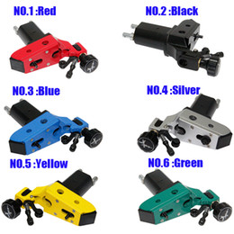 Wholesale Rotary tattoo machine colors high quality tattoo machines