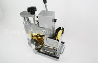 Wholesale Low Price HOT FOIL STAMPING MACHINE Gilding Press Machine for V