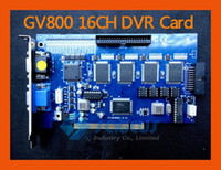 Wholesale CH GV800 v8 DVR Surveillance Cards for CCTV Systems