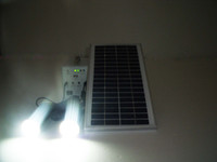 Wholesale DHL newest designed W portable solar power system small solar generator