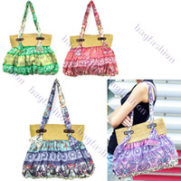 Wholesale Bohemian Style Nature Straw Plaited Shoulder Bags for Women Sand Beach Bag Messenger Bag Holiday Fas