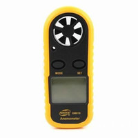 Wholesale Pocket LCD Digital Anemometer Wind Speed Gauge Thermometer