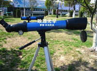 Wholesale Jiehe viewing Astronomical two telescopes CF50060 blue
