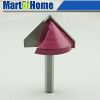 acrylic router bits - CNC Engraving D Bits Router Degree mm x mm V Groove Acrylic Free Shpping SM484 CF