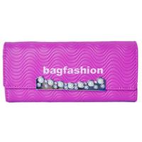 Wholesale 5 Girls Sweet Color leather handbag clutch evening bags designer purse serpentine with metal