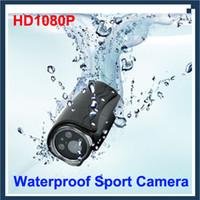 Wholesale RD32 II M Underwater Waterproof Night Sports Helmet Camera HD p Mini DVR