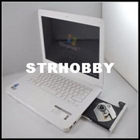Wholesale 2012 NEW inch Laptop N455 GB HDD GHz DVD ROM Netbook business