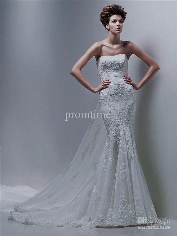 Lace wedding dress hourglass figure for Wedding dresses for hourglass figures
