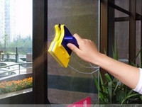 double glass window - Magnetic Window Cleaner Double Side Glass Wiper Cleaner Surface Useful Brush New