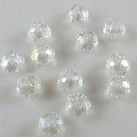 Wholesale Jewelry Faceted Austria Crystal mm