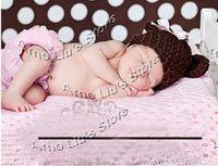 Winter crochet baby - Little Bear Handmade Crochet Baby Hat Crochet Baby Beanie Children s Ear Caps Months