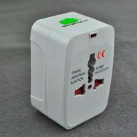 Wholesale US UK AU EU TRAVEL POWER ADAPTER PLUG CONVERTER NEW H006