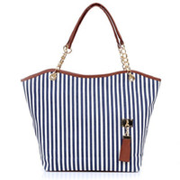 Wholesale Fashion New Women s Lady Street bags Snap Candid Tote Shoulder Bag Handbags Canvas free shippin