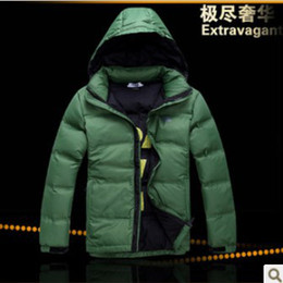 Wholesale Men s outdoor Down Coat Winter Outerwear Down Jacket For Man High Quality