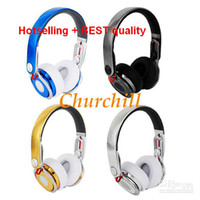 Wholesale New color Foldable Mixr Over Ear Headphones High Definition Earphones best sound