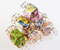 Wholesale 10pcs Big candy cake towel Children s Day gift towels Wedding gifts Cartoon design g