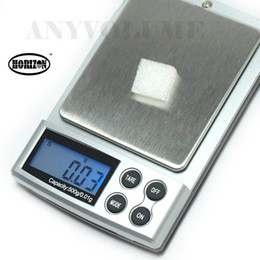 Wholesale 500g g LCD Digital Kitchen Scale Weighing Portable Jewelry Electronic Scales Weight Balance DS With Box