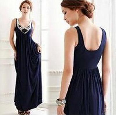 Women Sexy Sequin Formal Dresses Bohemian Maxi Long Dress Skirts ...
