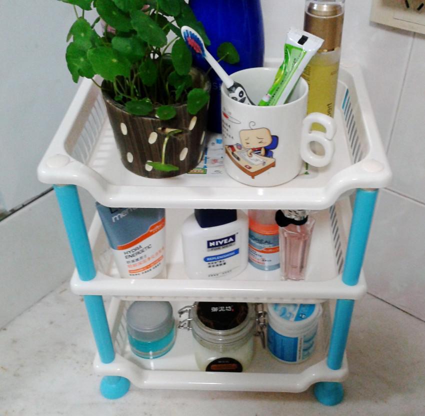 Plastic Bathroom Storage. Restroom Bathroom