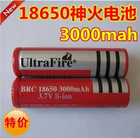 Wholesale 10PCS ultrafire Brand V Rechargeable Battery mAh for LE