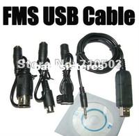 Helicopters flight simulator - FMS USB Flight Simulator Cable For Futaba JR ESKY factory price