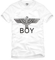 Unisex hip hop t-shirt - new arrival hip hop t shirts boy london t shirts boy eagle t shirts boy london eagle print tshirt cotton color