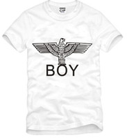 Wholesale hip hop t shirts boy london t shirts boy eagle t shirts cotton color