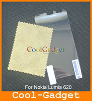 Wholesale Screen Protector Guard Cover Film Shield for Nokia Lumia with RP MSP584