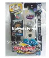 Wholesale HASBRO Beyblade Spinning Top Toy BB35 FLAME SAGITTARIO BB59 BURN FIREBLAZE BB60 EARTH VIRGO