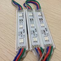 Wholesale 5050 RGB LED Modules Waterproof IP65 DC V LED Light MZ03