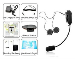 Newest helmet bluetooth headset with FM, Audio gps instruction and waterproof_Best price