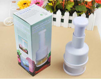 Wholesale New arrival Press Style Onion Vegetable Chopper Cutter