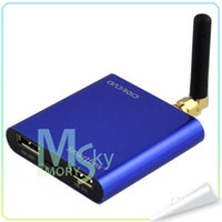 Wholesale Google TV G1 Allwinner A10 GHZ GB GB android mini google android box tv set top box G1