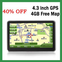 Wholesale Hot selling off Touch screen inch android tablet gsm gps super slim Car gps Tablet gps