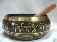Wholesale collections GLORIOUS OLD YOGA RARE TIBETAN SINGING BOWL
