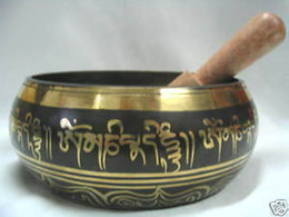 Wholesale collections GLORIOUS OLD YOGA RARE TIBETAN SINGING BOWL