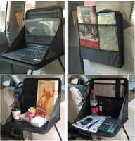 Cheap In Car Laptop Table Multifunction Folded Desk Free Shipping