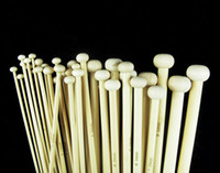 Wholesale Hot Single Pointed Bamboo Knitting Needles Pairs mm mm quot inch