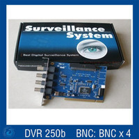 Wholesale GV250 Channels Video Capture Card DVR Card