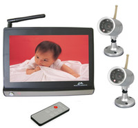 air china hk - free shiping hk post or china post air mail inch ghz wireless baby monitoring devices