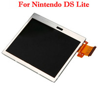 Wholesale LCD Bottom Screen Display For Nintendo DS Lite Generic Super Quality V8103