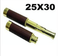 Wholesale Mystery x30mm Pirate Style Monoscope with Case Pirate Style Telescope Freeshipping