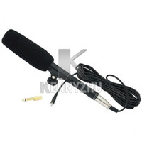 Wholesale Professional Shotgun Interview Condenser Uni Directional System Camera Camcorder Microphone Mic